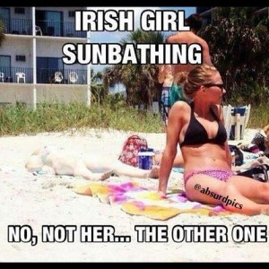 Irish.Sunbathing
