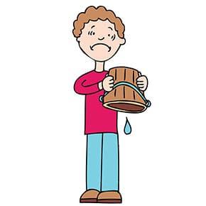 empty-bucket