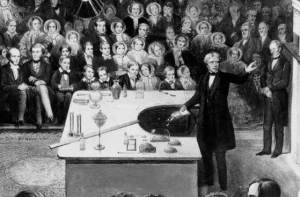 The first Faraday lecture (and they are still going)