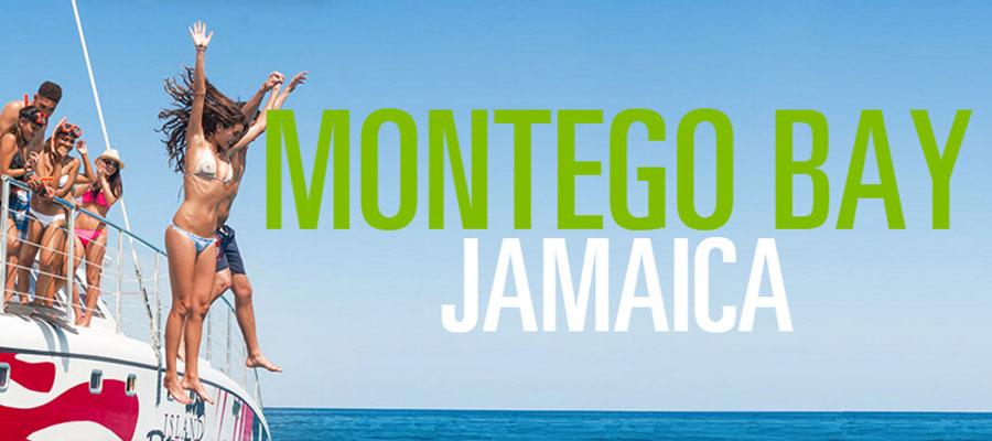 Montego Bay Jamaica Tour Page
