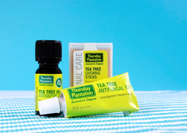 Use The Antiseptic Antifungal And Antimicrobial Properties Of Tea Tree Oil To Fight Fungus Infections Causing Yellowing Nails