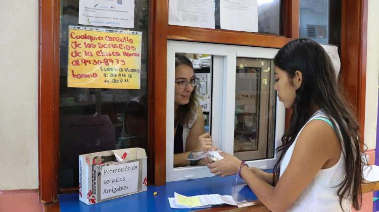 Sexual and Reproductive Health Care in Choloma, Honduras