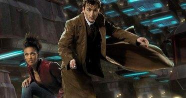 Doctor Who (2005) - Gridlock