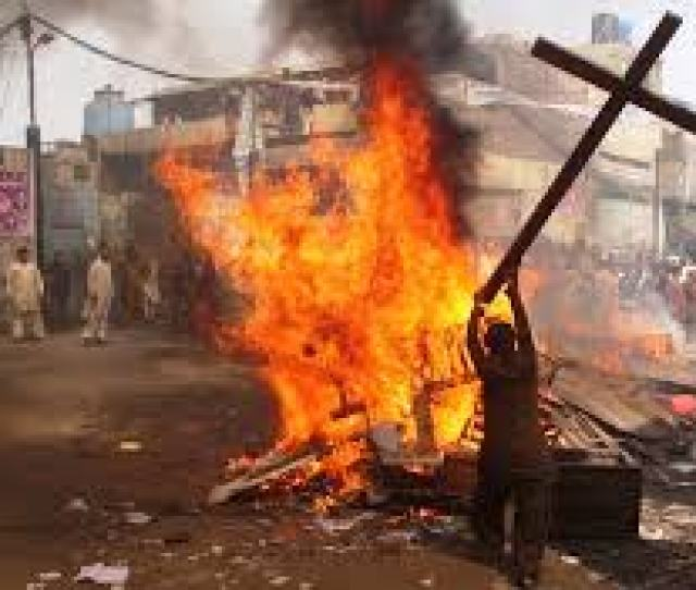 The Slaughter Of Christians We Will Teach You A Lesson Extremist Persecution Of Christians November 2018