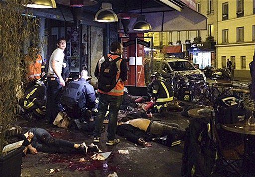 Image result for bataclan attack