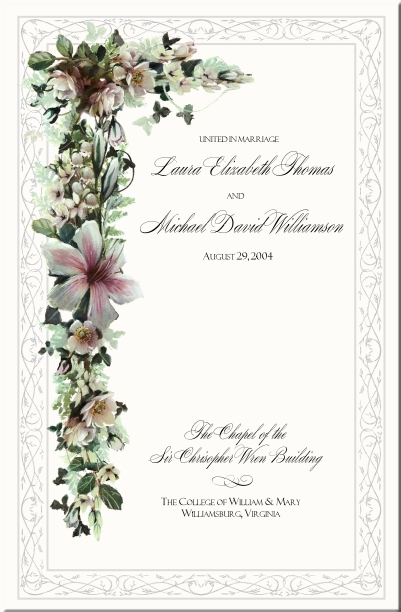 Celtic Wedding ProgramsIrish Wedding ProductsScottish Wedding CustomsCeltic Wedding