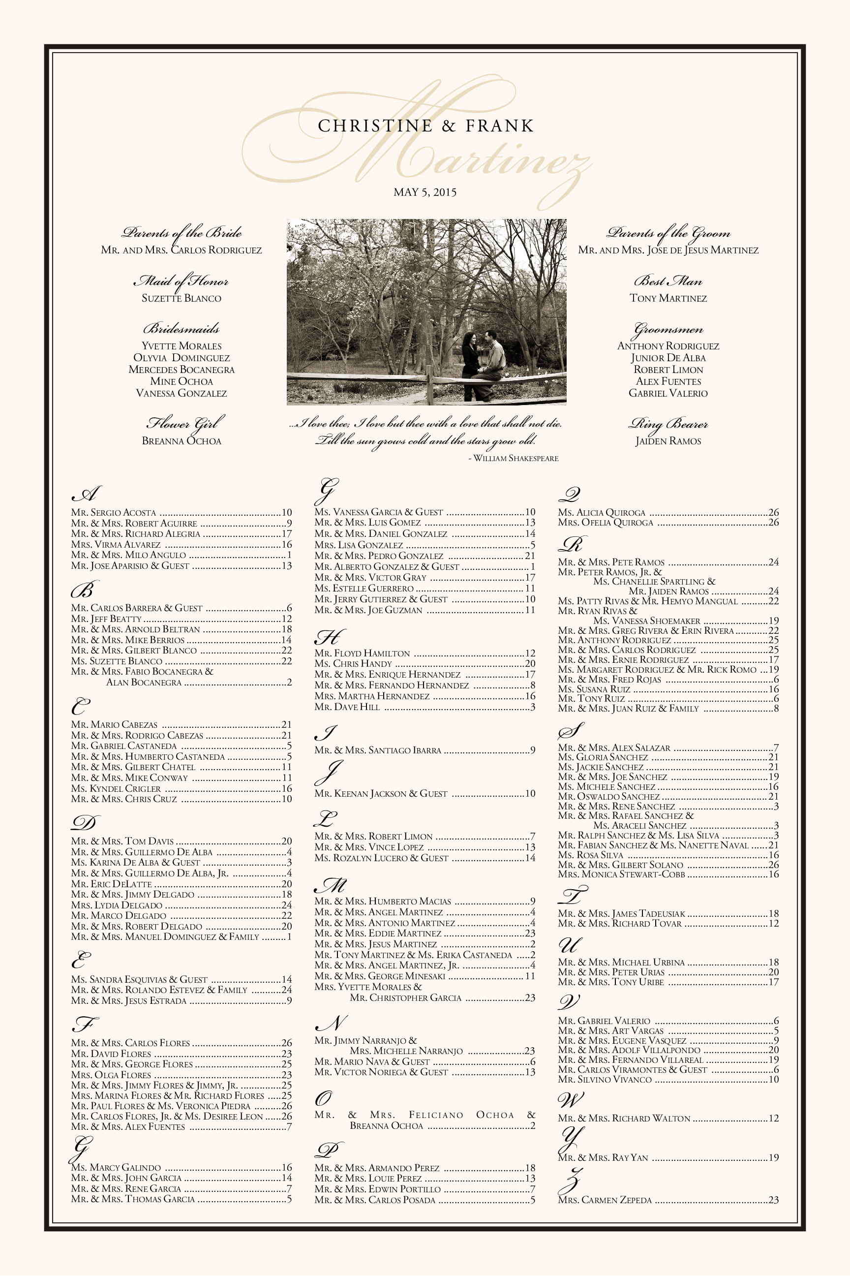 Charming romantic seating charts also photo wedding chart arrangement rh documentsanddesigns
