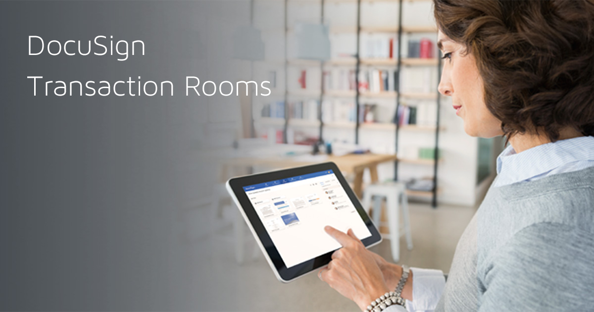 Docusign Transaction Room