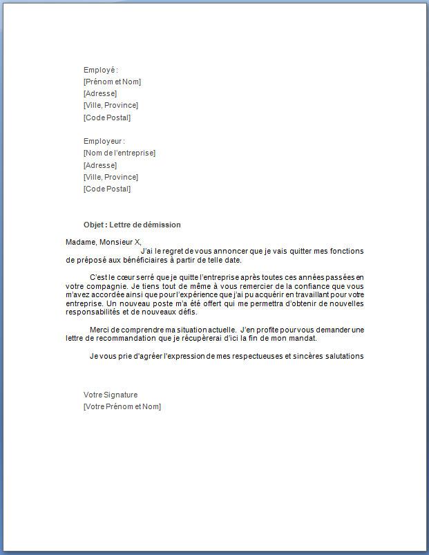 lettre_de_demission_prepose_aux_beneficiaire