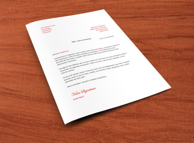 lettre_de_demission_pour_un_stage_sur_bureau