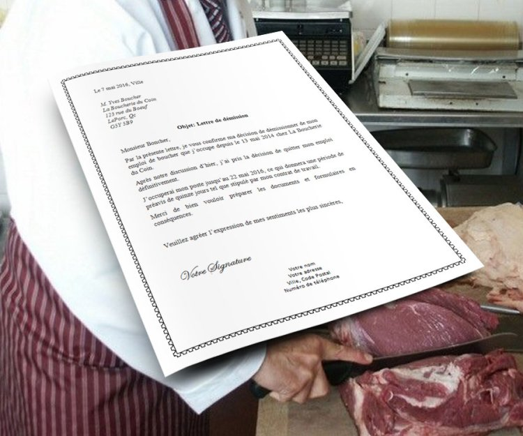 lettre_de_demission_pour_boucher_bouchere