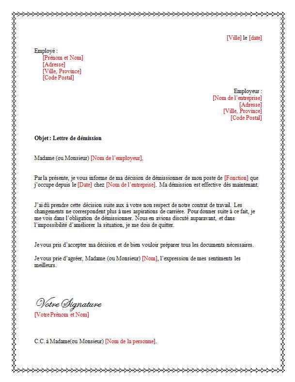 exemple-lettre-de-demission-pour_non_respect_du_contrat_de_travail