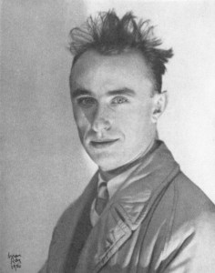 Photo of Yves Tanguy by Man Ray, 1936