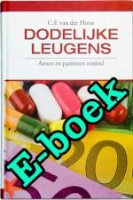 e-boek Dodelijke leugens. Artsen en patiënten misleid