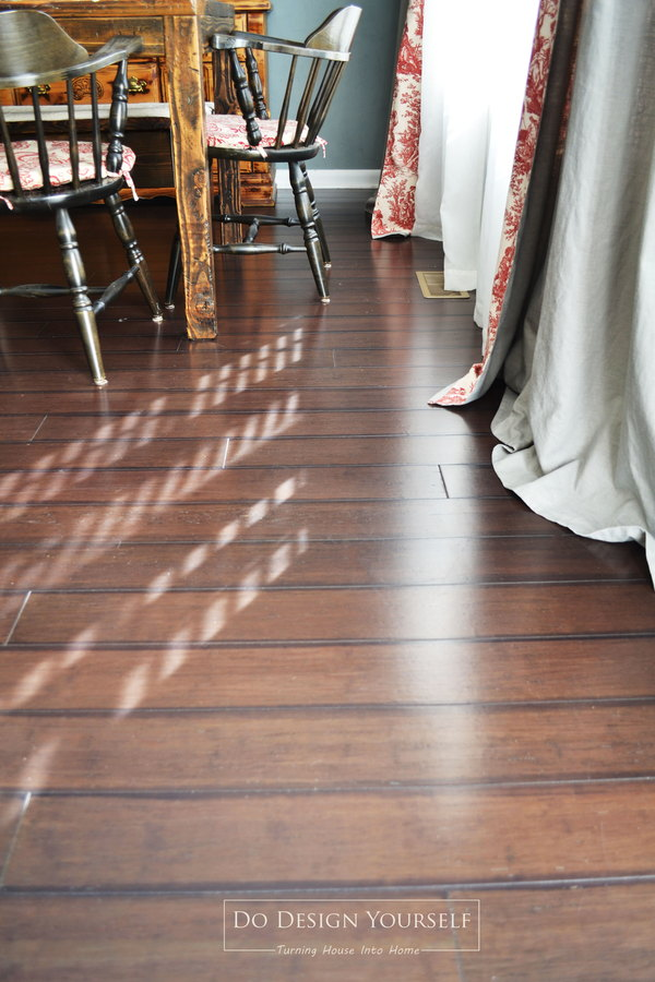 What you should know about bamboo flooring dodesignyourself bamboo floor maintenance solutioingenieria Choice Image