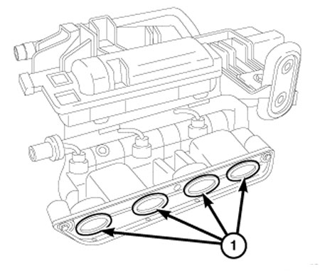 getting ready to replace spark plug well seals...has