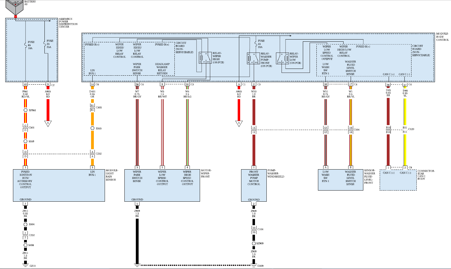 hight resolution of 2013 ram 1500 windshield washer fuse location enthusiast wiring 2011 dodge durango fuse box diagram 2013