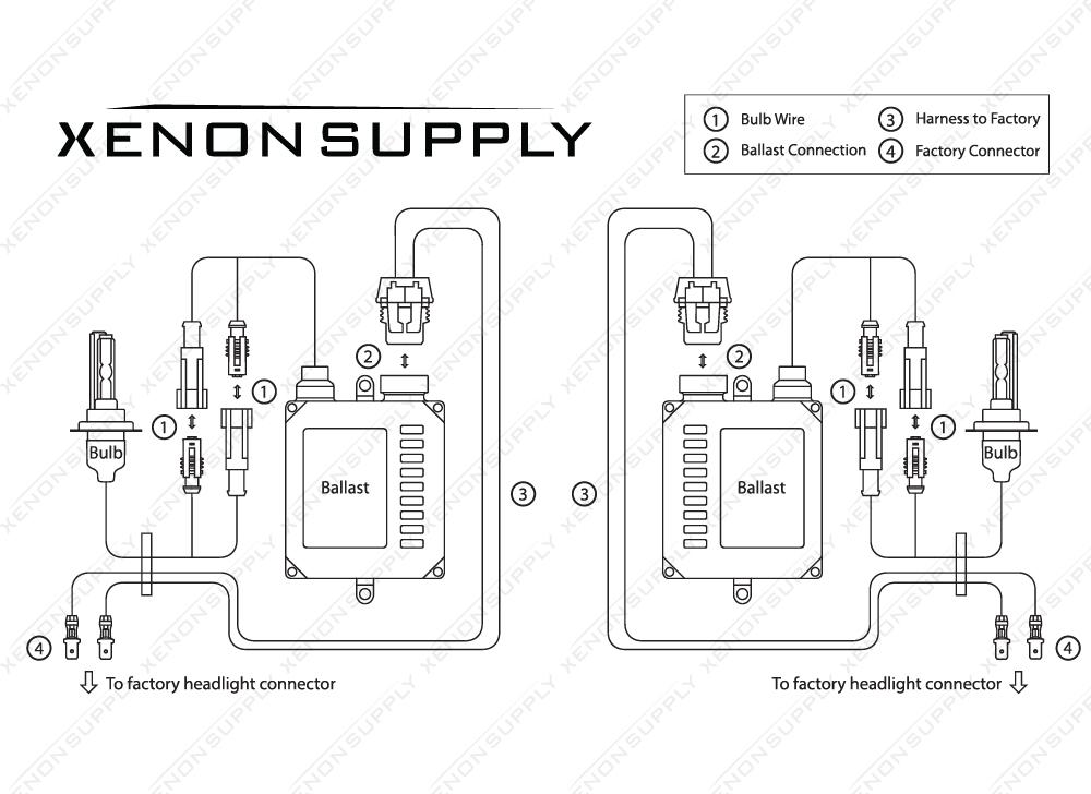 kensun hid wiring diagram wiring diagram
