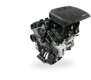 2016 Dodge Grand Caravan  V6 Engine Performance