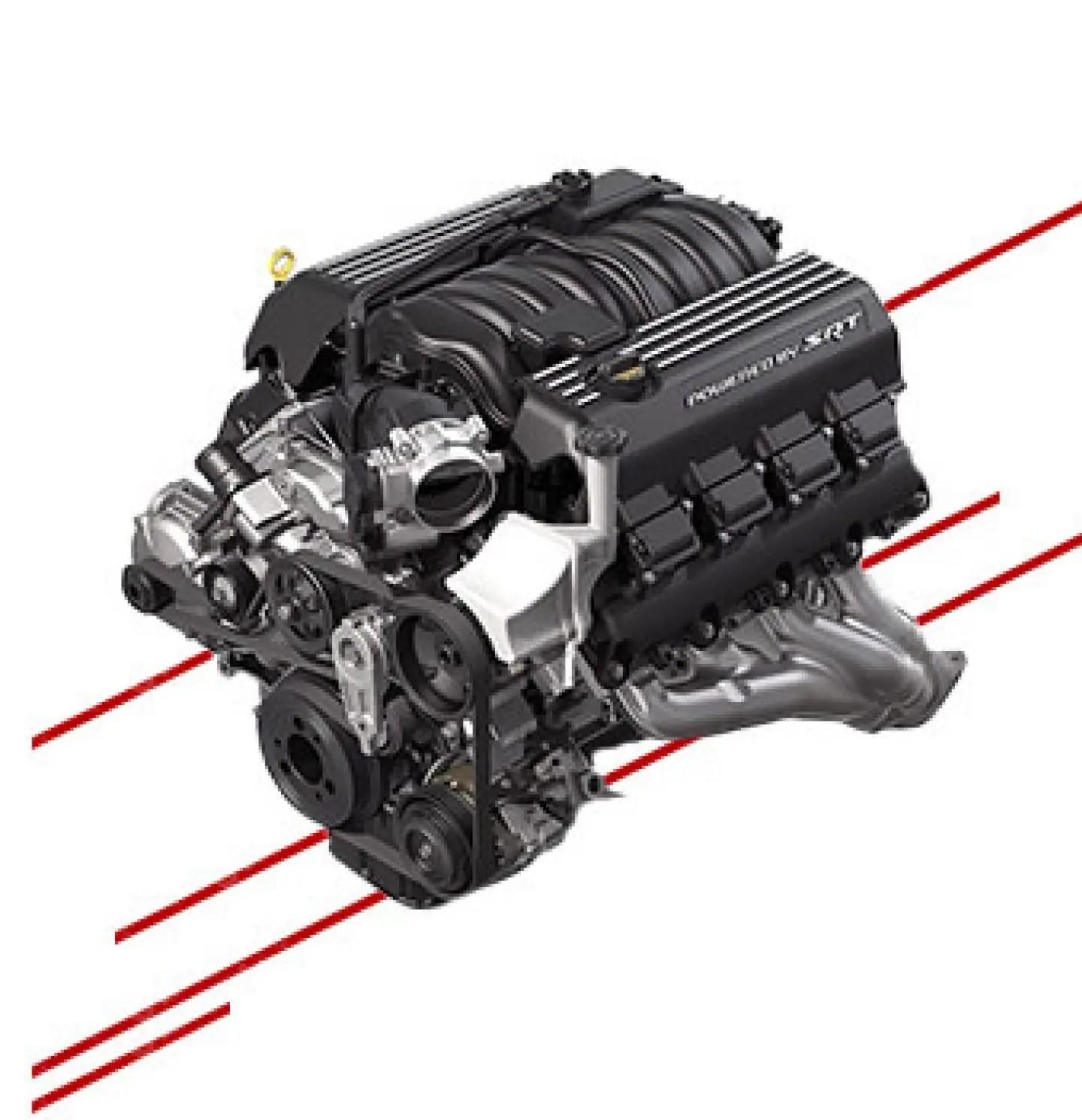 hight resolution of 2019 dodge charger 6 4l hemi v8 engine