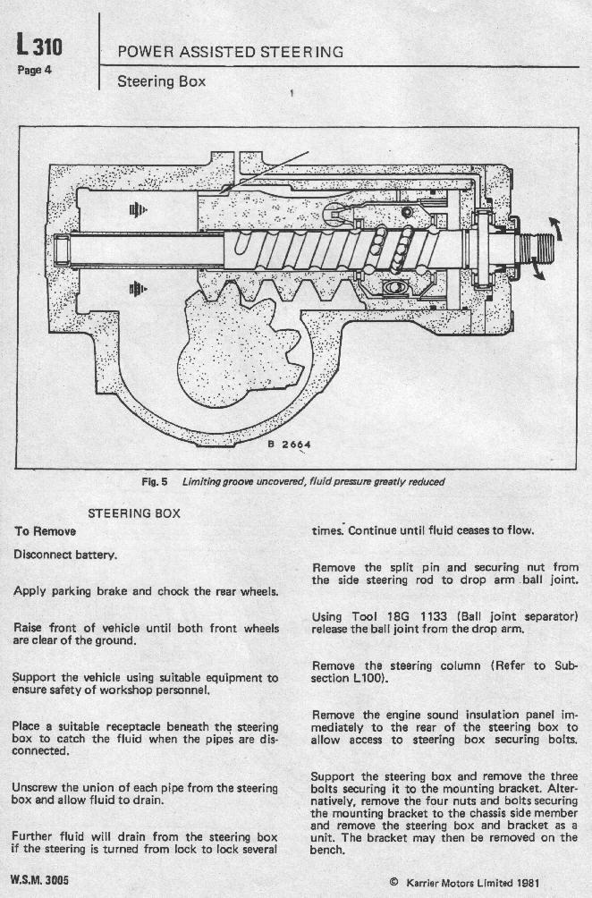 Dodge50.co.uk Steering L310 page 4
