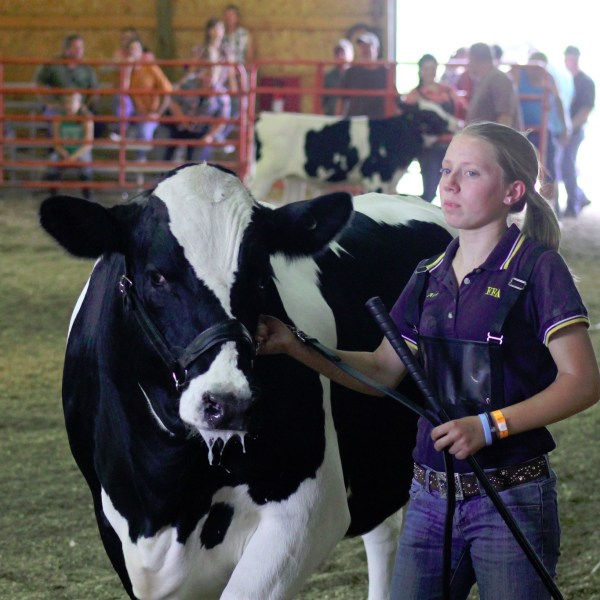 A Fond Farwell from our Summer 4-H Agent