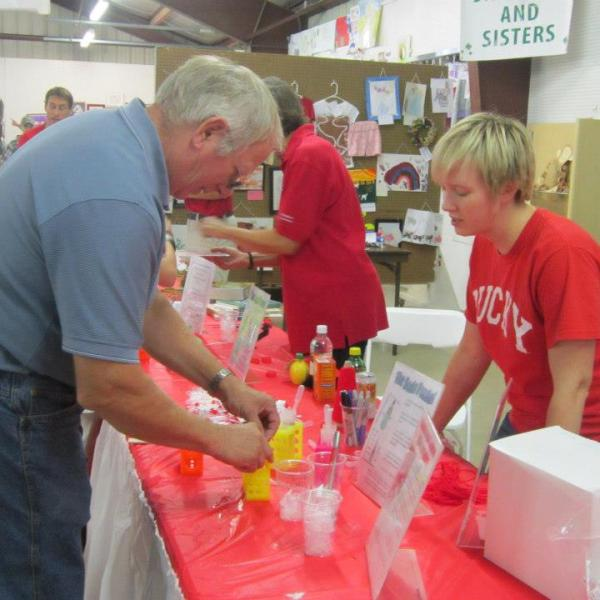 Get Roped into 4-H at the Promotion Booth