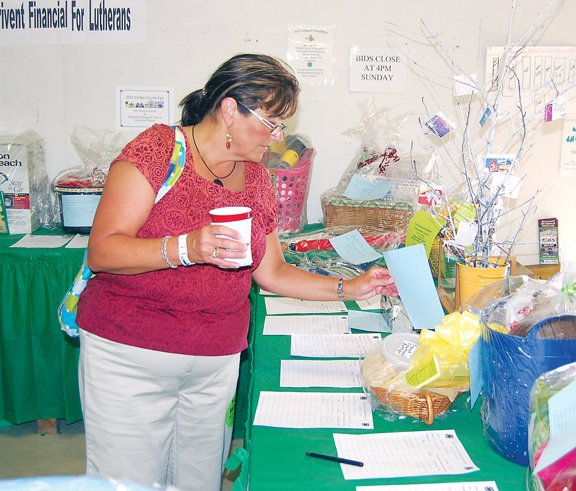 4-H Leader's Association Silent Auction