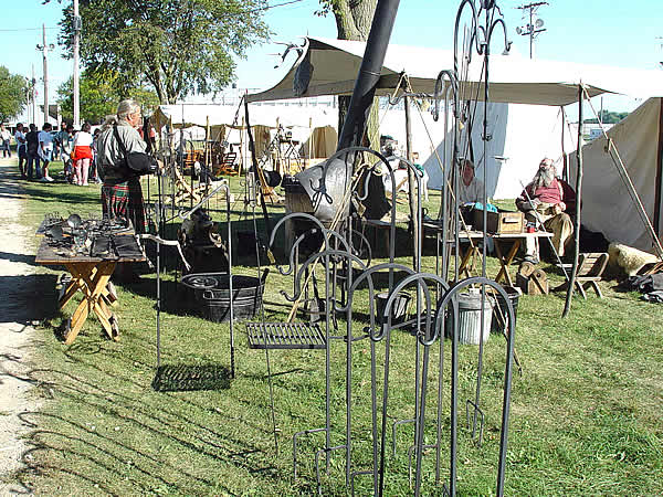 Old Time Gathering features Old Time Exhibitors