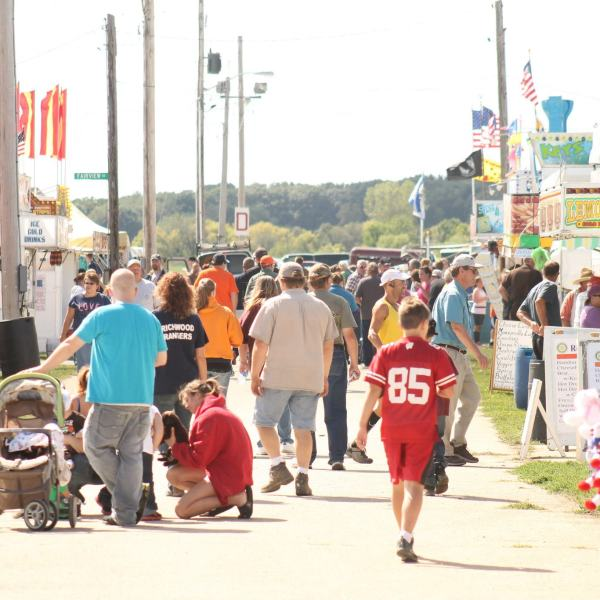 4-H and Dodge County Fair Scavenger Hunt