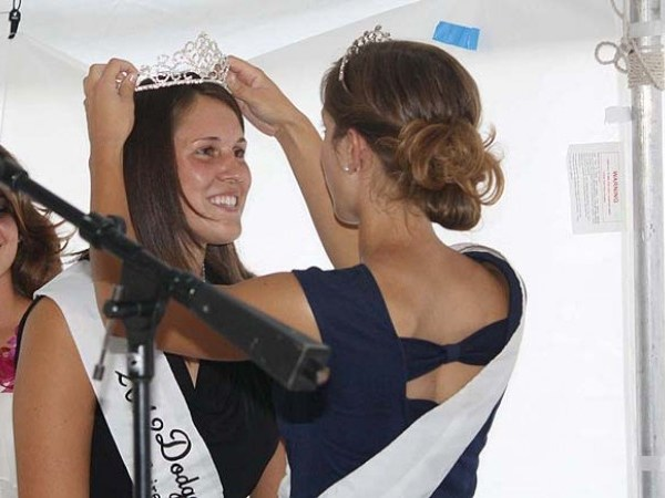 Forty-Two Vying for 2013 Wisconsin Fairest of the Fair