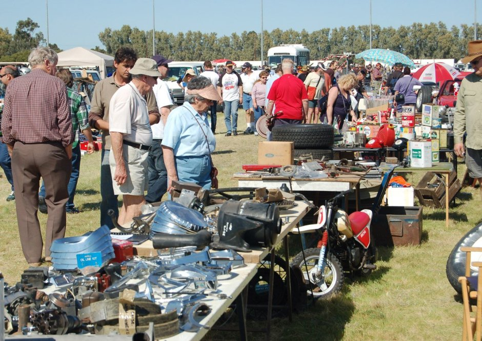 Car Parts Swap Meet