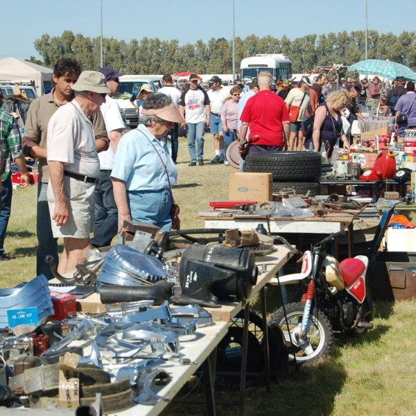 Dodge County Classics Car Show and Swap Meet