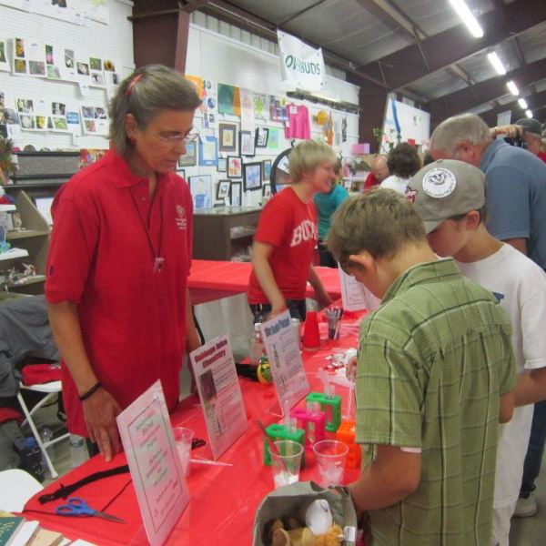 UW-Madison and UW-Extension to be featured at Dodge County Fair Aug. 16