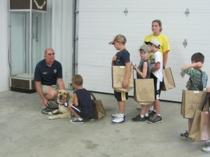 Kids, Cops and Canines Summer Safety Day Camp