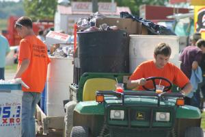Grounds Crew Job Openings at the Dodge County Fair