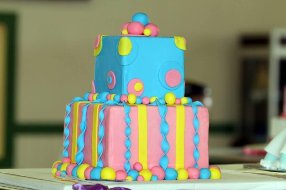 Cake Judging Junior Fair