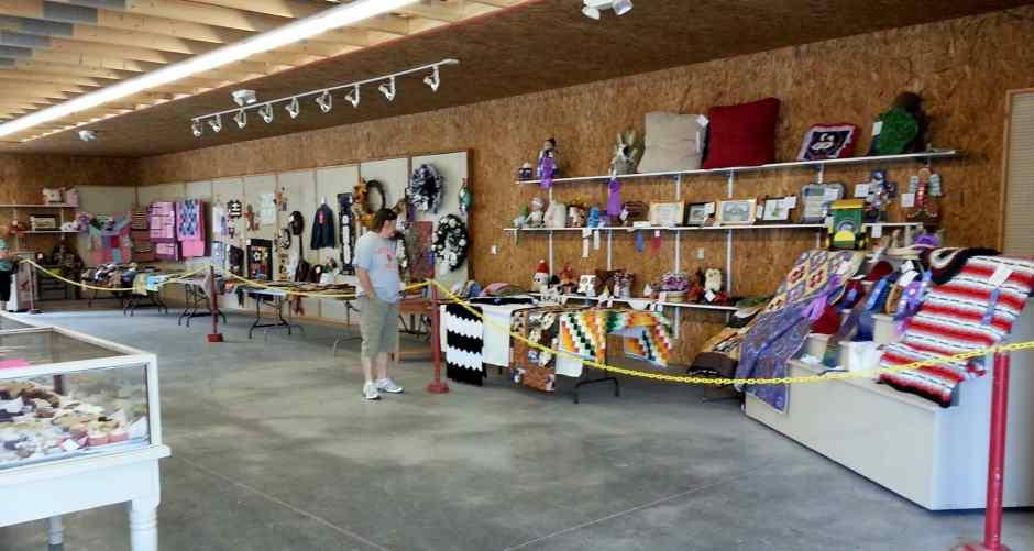 Clothing Open Class Fair Exhibits
