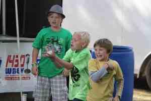Kids Games in Radio Park