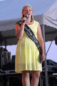 Carrie Warmka Fairest of the Fair