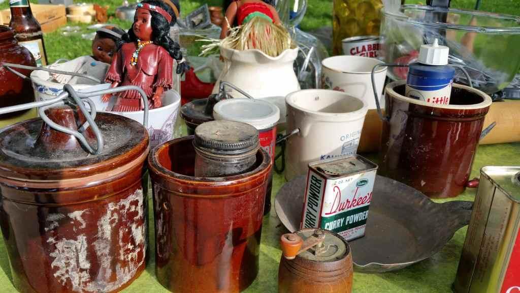 Dodge County Flea Market and Craft Fair near Beaver Dam WI