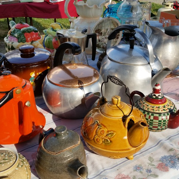 Dodge County Fairgrounds hosts two final flea markets this fall