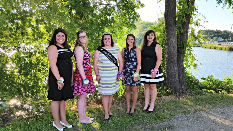 2016 Fairest of the Fair Contestants