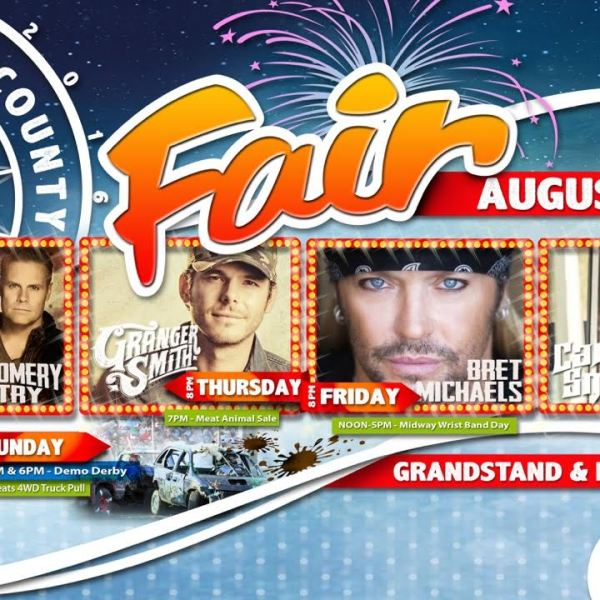 County Fair Season Tickets now available