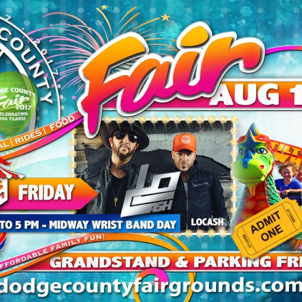 Friday at the County Fair