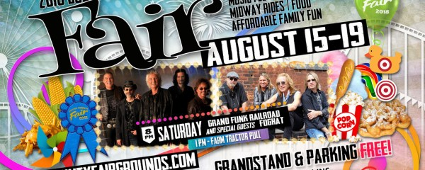 Grand Funk Railroad to Join Foghat for a Unique Classic Rock Lineup