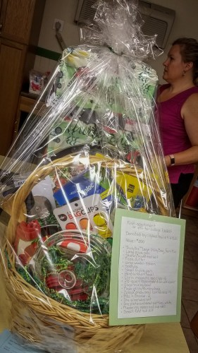 Basket auction at Dodge County Fair raises money for 4-H youth
