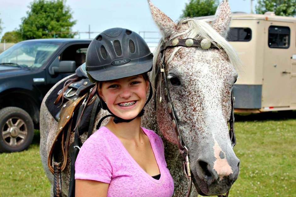 4-H Junior Fair Horse Show