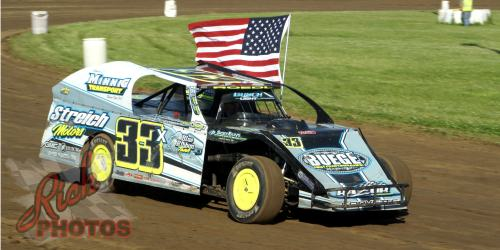 Dan Roedl American Flag National Anthem