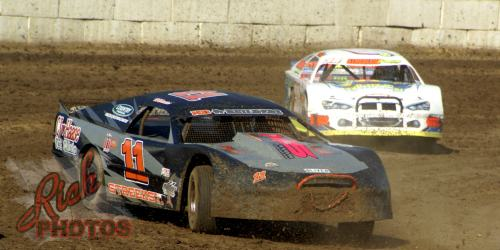 Daizy Sweeps DCSA Grand Nationals turn four dirt track